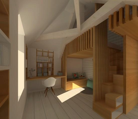 am nagement int rieur archives aur lie lemoine architecte. Black Bedroom Furniture Sets. Home Design Ideas